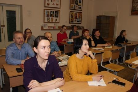 Методическое сообщение преподавателей Сметаниной Е.В. и Вьялкова С.Н. (Рисунок, ММО)