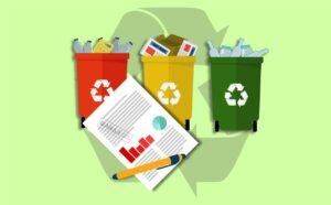 Проблемы экологического контроля и утилизации отходов