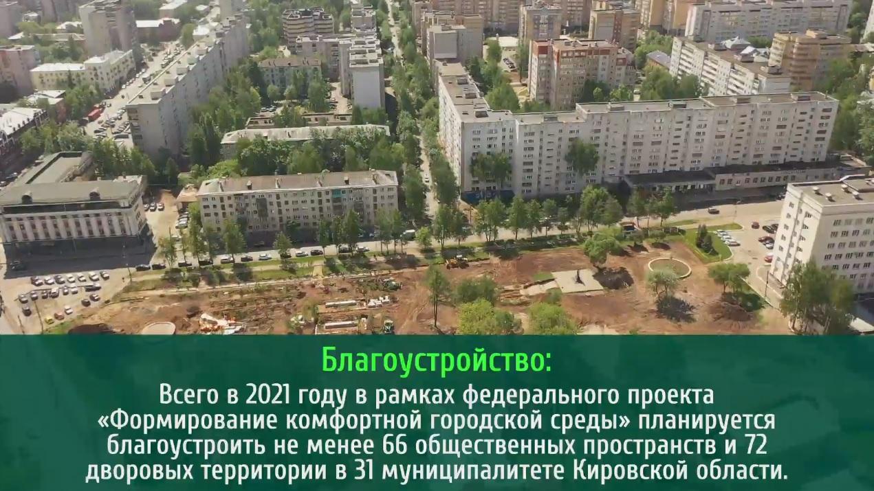 """Федеральный проект """"Формирование комфортной городской среды"""""""